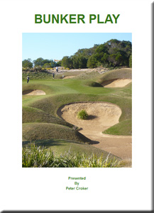 Bunker Play - - PushGolf Products