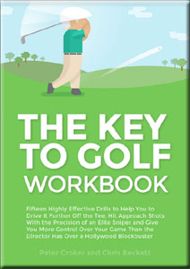 Key to Golf Cover - PushGolf Products
