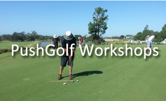 Push Golf Workshops